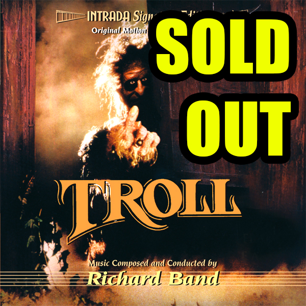 Troll    Digital Download Coming Soon  ISE1010  $21.95 - SOLD OUT