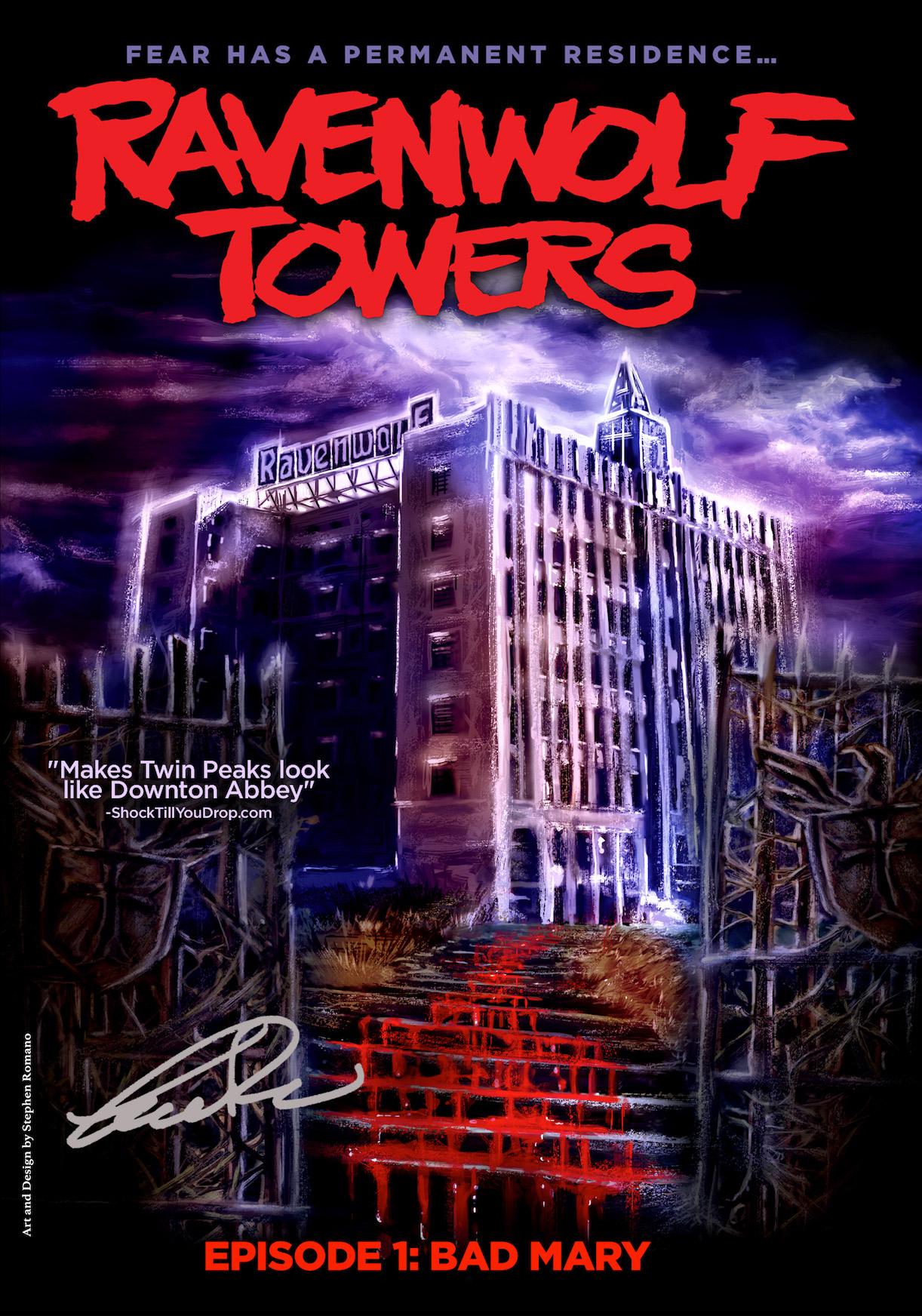 Ravenwolf Towers: Episode 1   DVD  $9.95