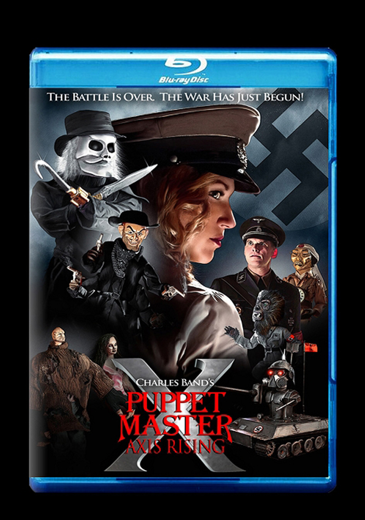 Puppet Master: Axis Rising   Blu-Ray  $19.95