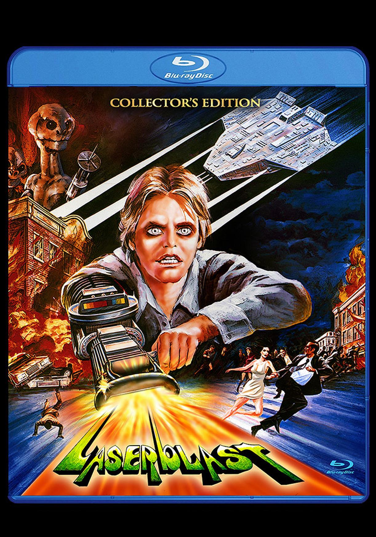 Laserblast   Blu-Ray  $24.95