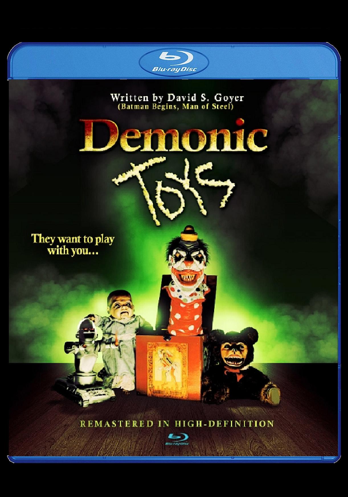 Demonic Toys   Blu-Ray  $19.95