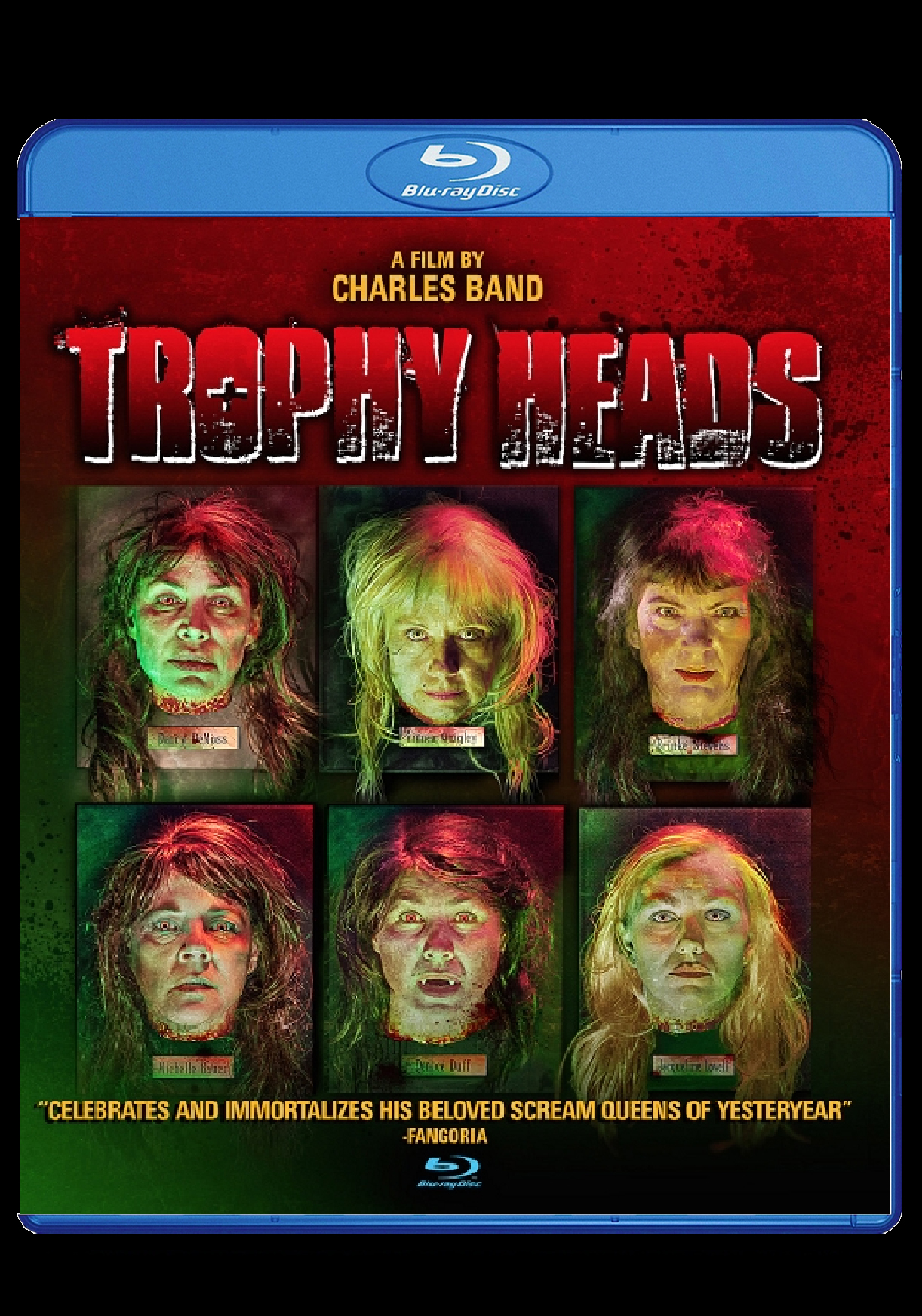 Trophy Heads   Blu-Ray  $19.95