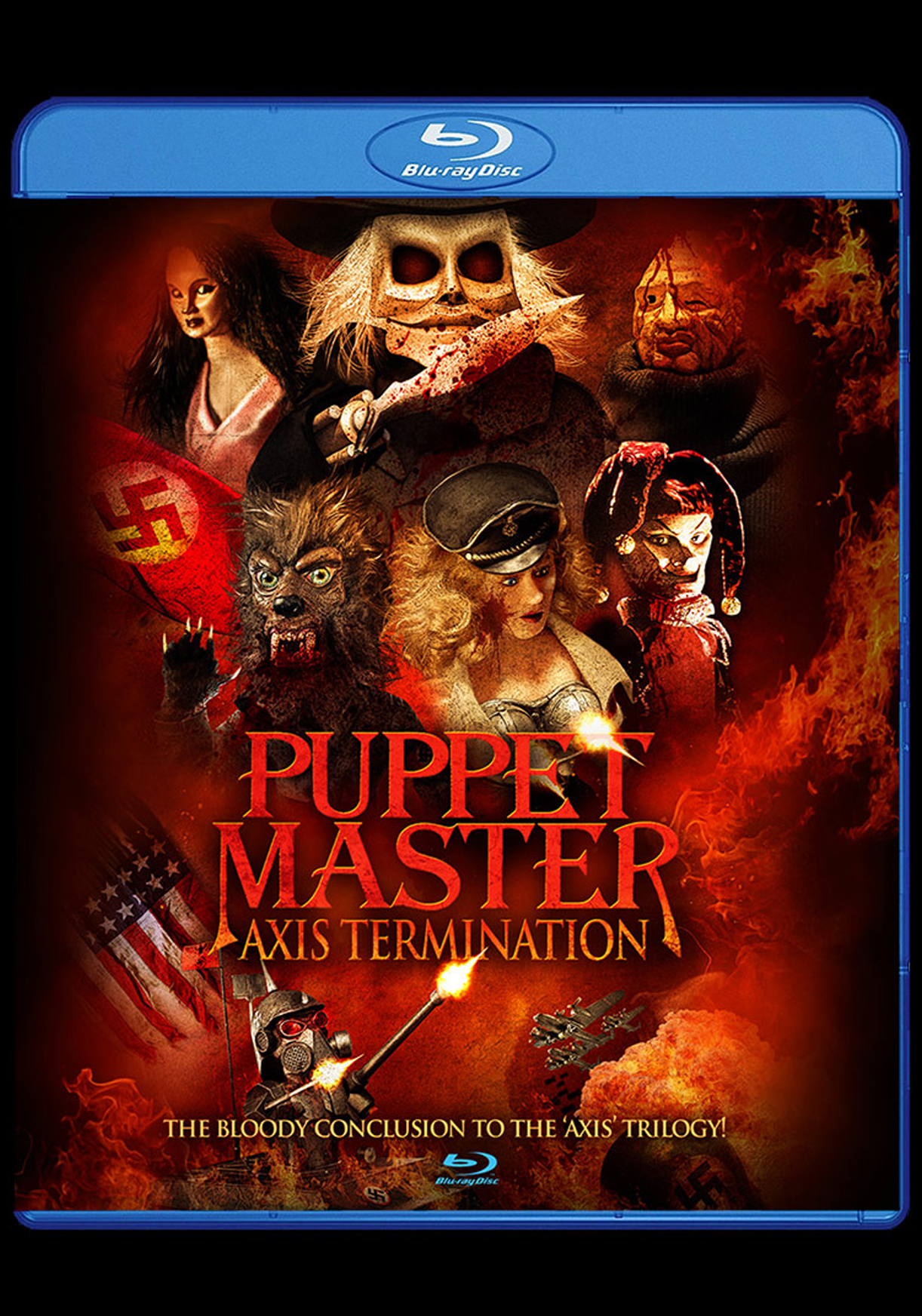 Puppet Master: Axis Termination   Blu-Ray  $24.95