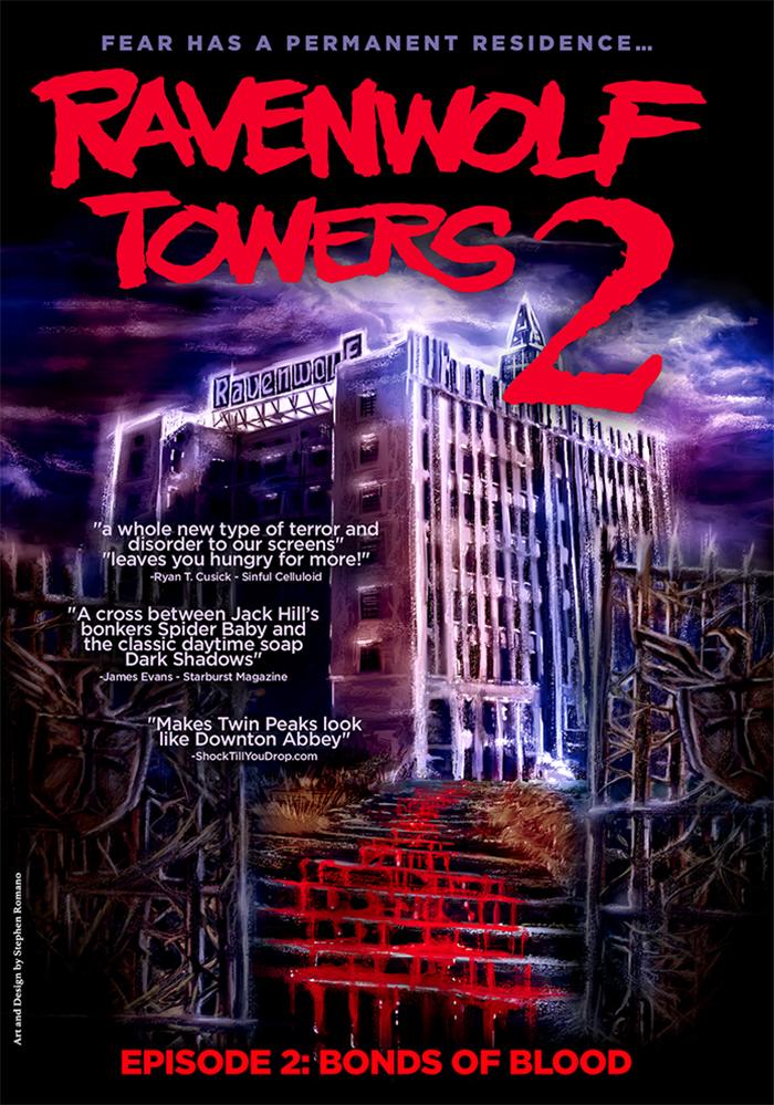 Ravenwolf Towers: Episode 2   DVD  $9.95