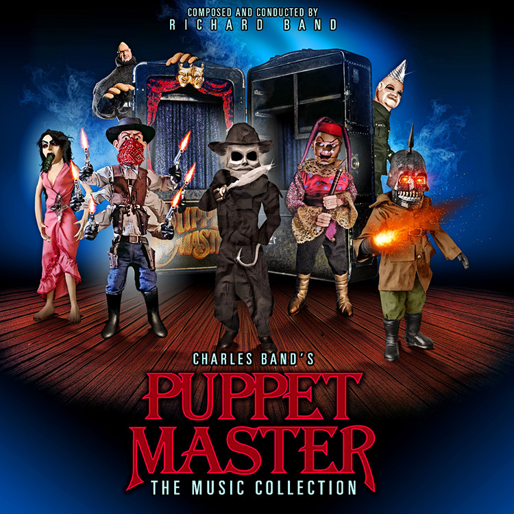 Puppet Master Collection   WW017  $34.95