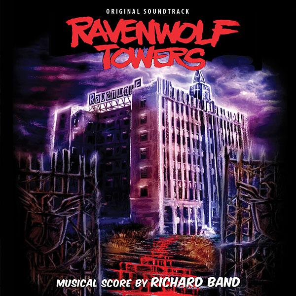 Ravenwolf Towers   ISC 413  $17.99