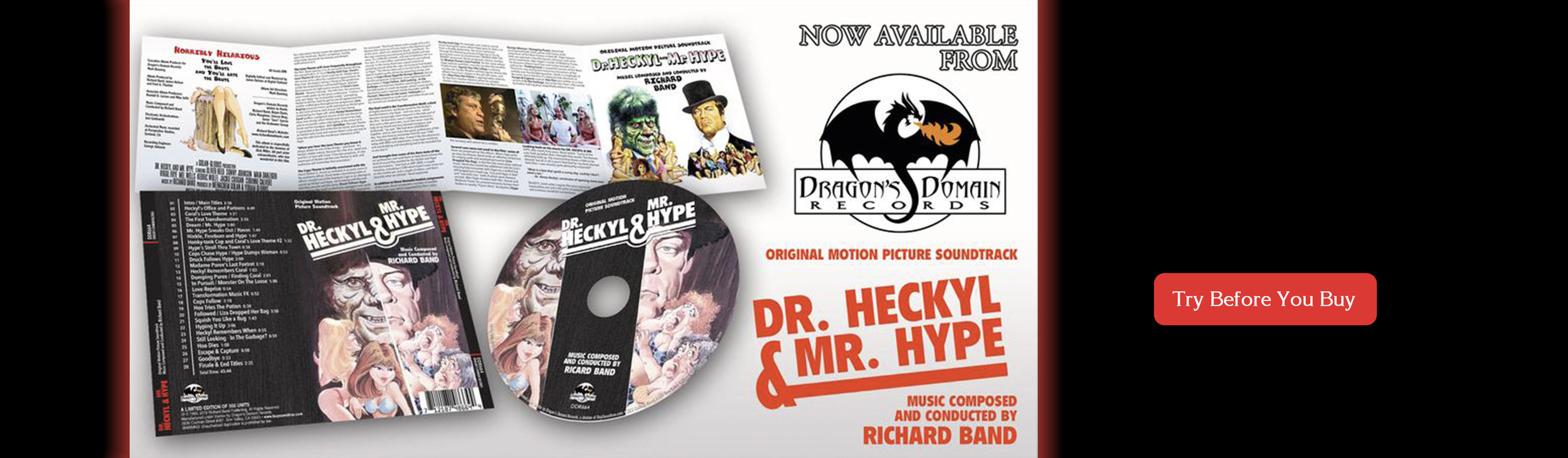 Listen to Dr. Heckly & Mr. Hype before You Buy It!