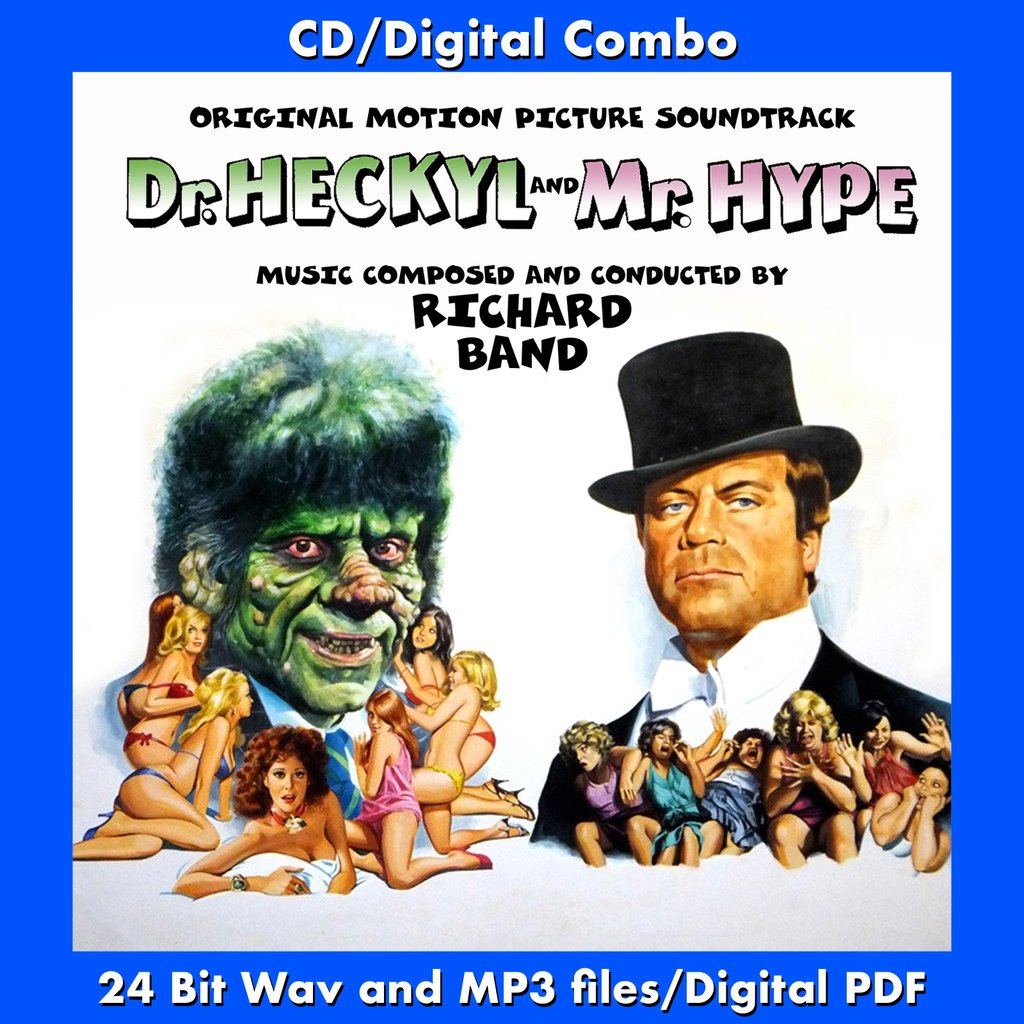 MC - Dr  Heckyl and Mr  Hype — Richard Band Music