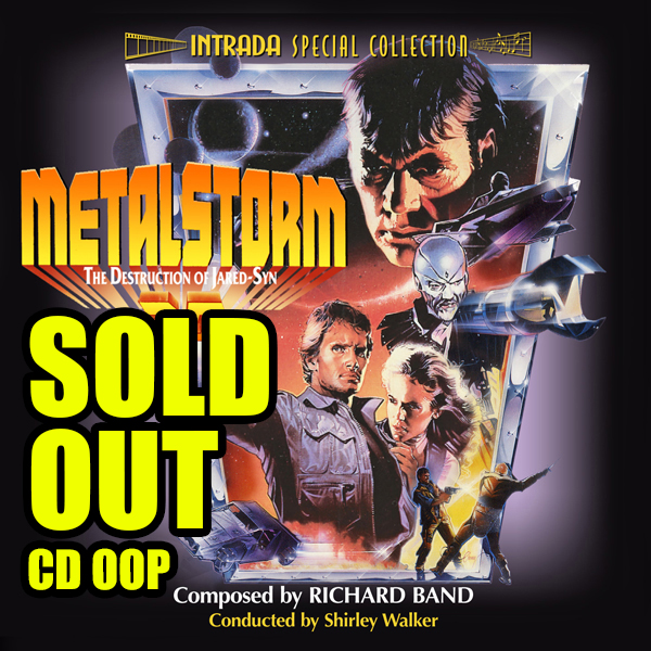 Metalstorm    (CD Sold Out) Digital Download is Available  ISC 53  $21.95