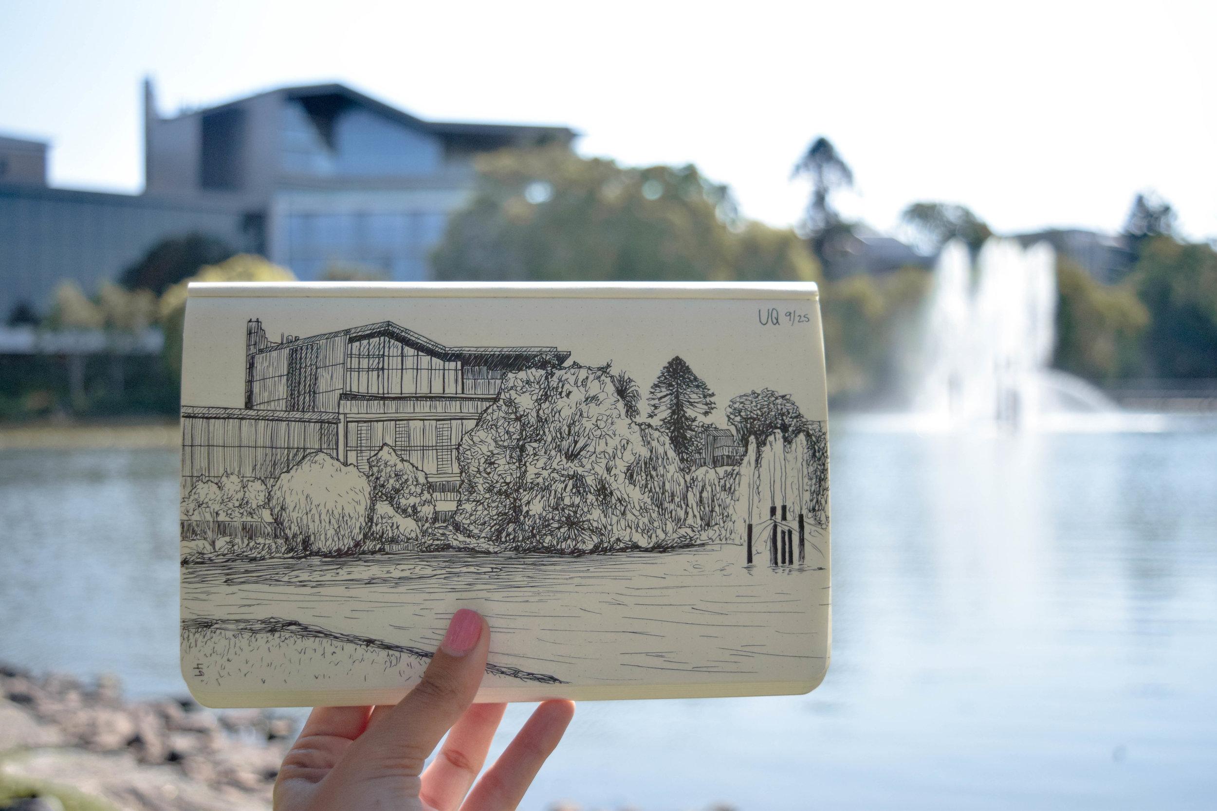 University of Queensland - Brisbane, QLD, Australia