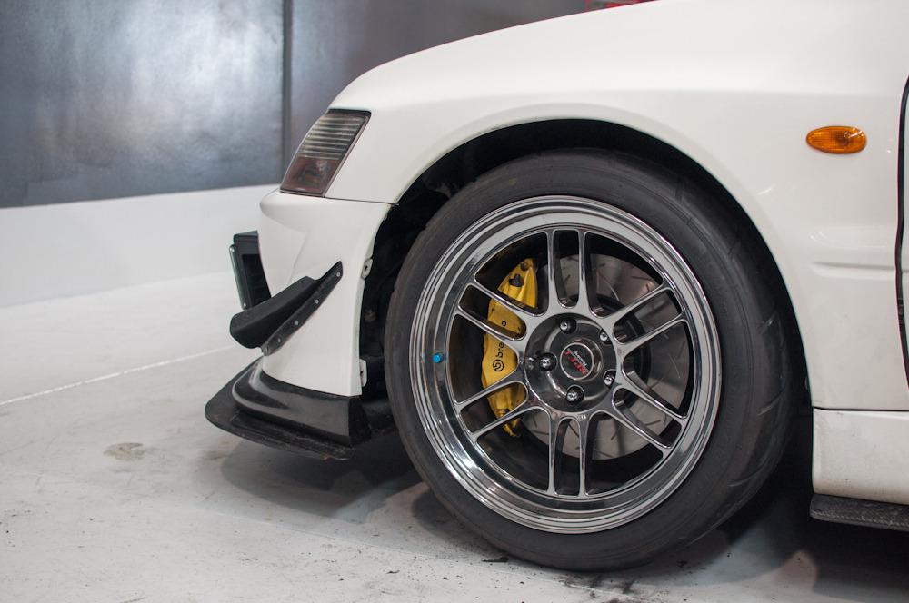 Mitsubishi Evo 8 Street Track DBA 4000 Series T3 Rotor Upgrade - 33.jpg