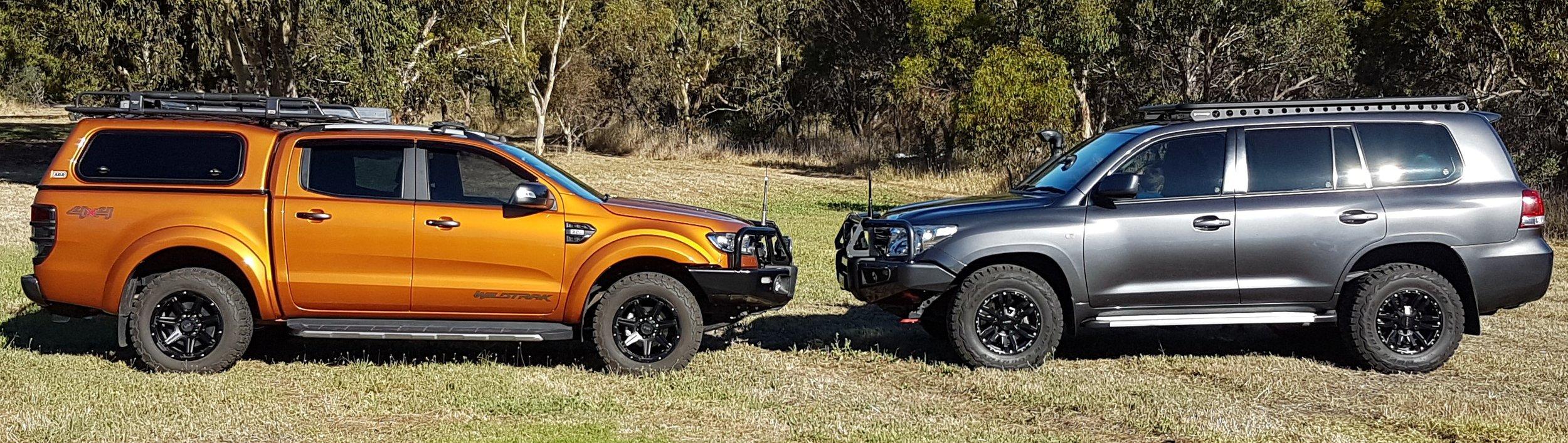 4x4 upgrades - to suit Landcruiser, Ranger, Navara & more!