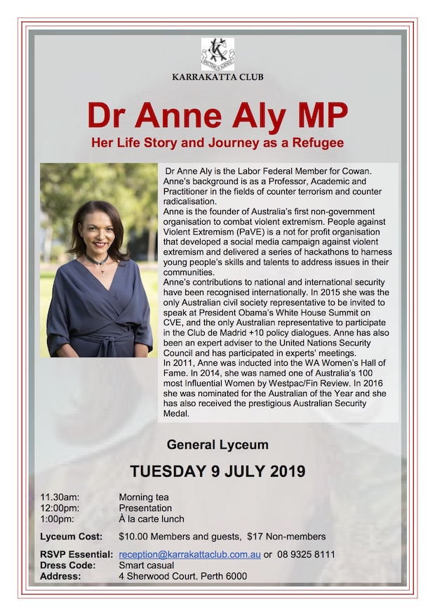 090719 Dr Anne Aly General Flyer.jpg