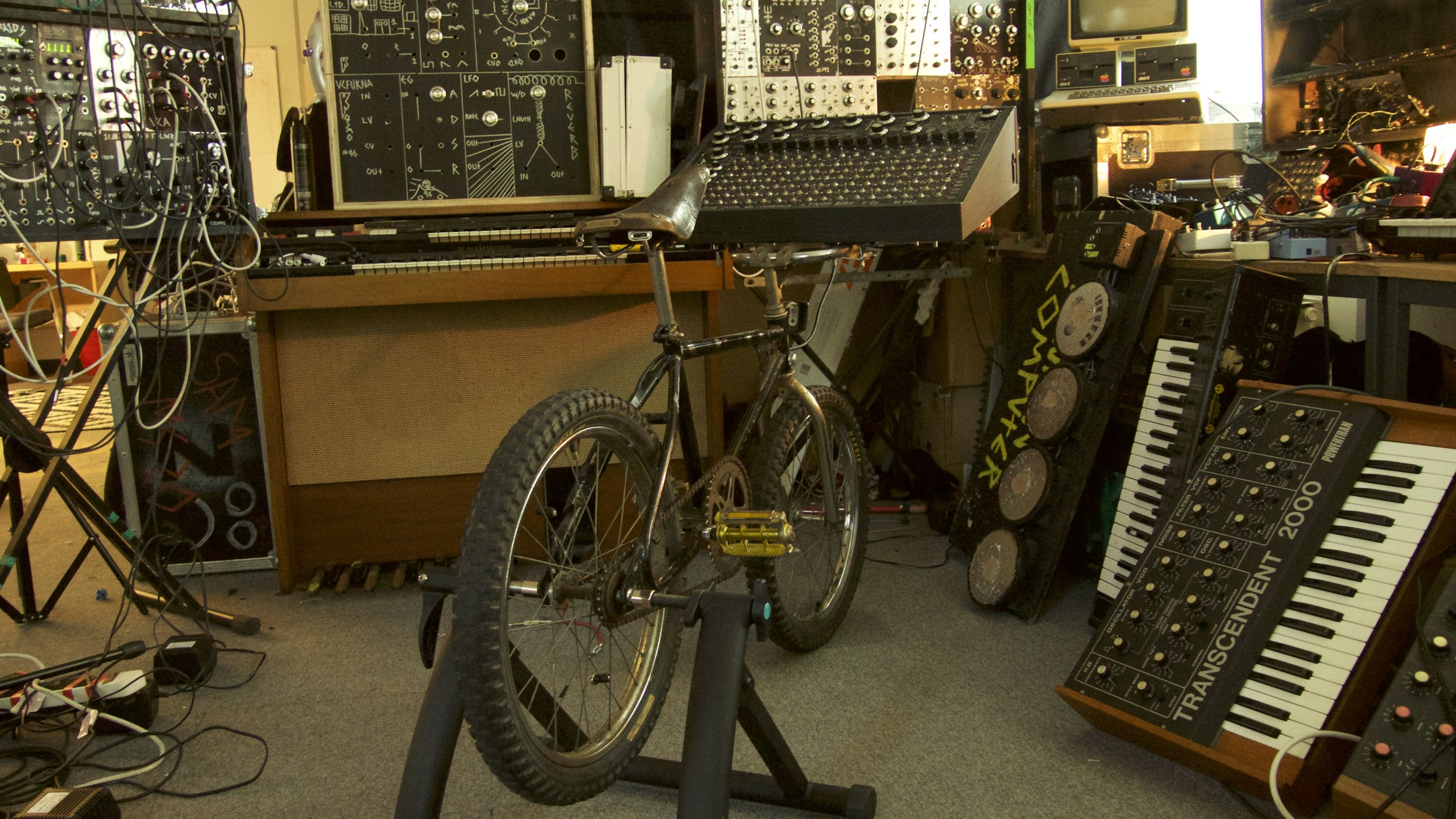 Synth Bike 3.0