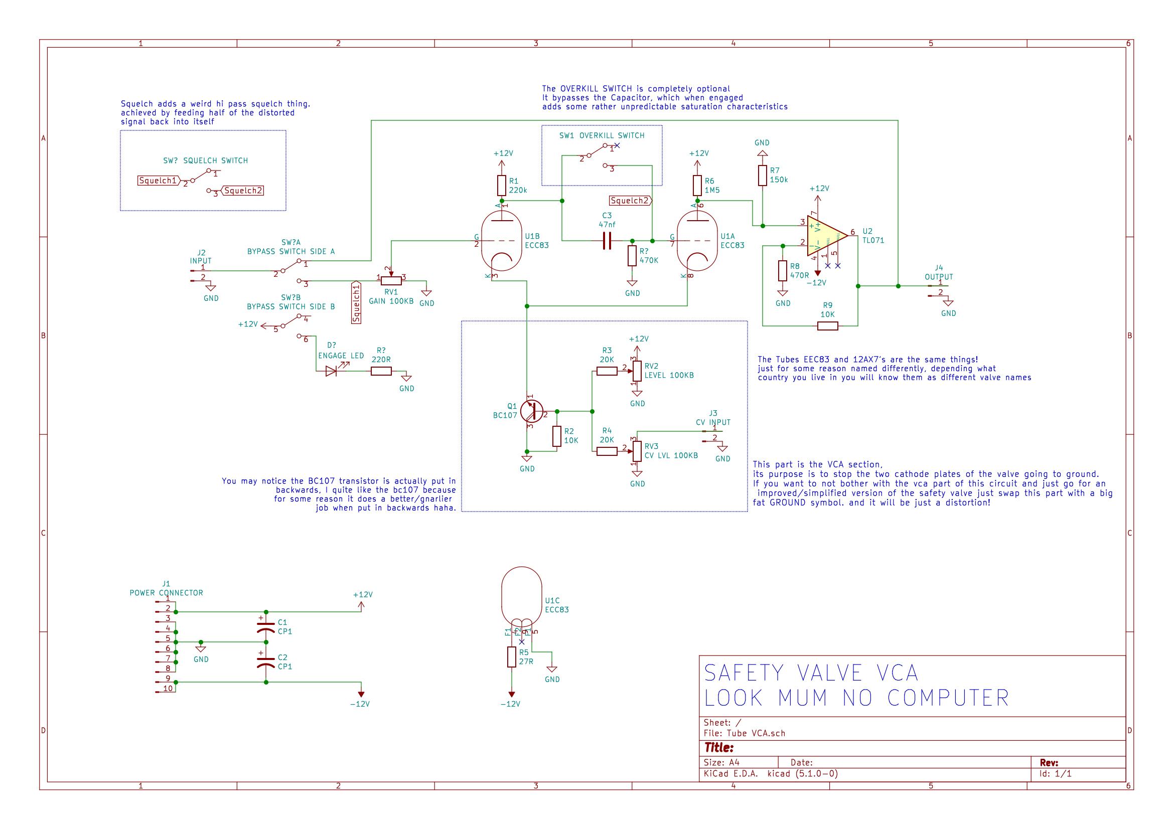valve schematic