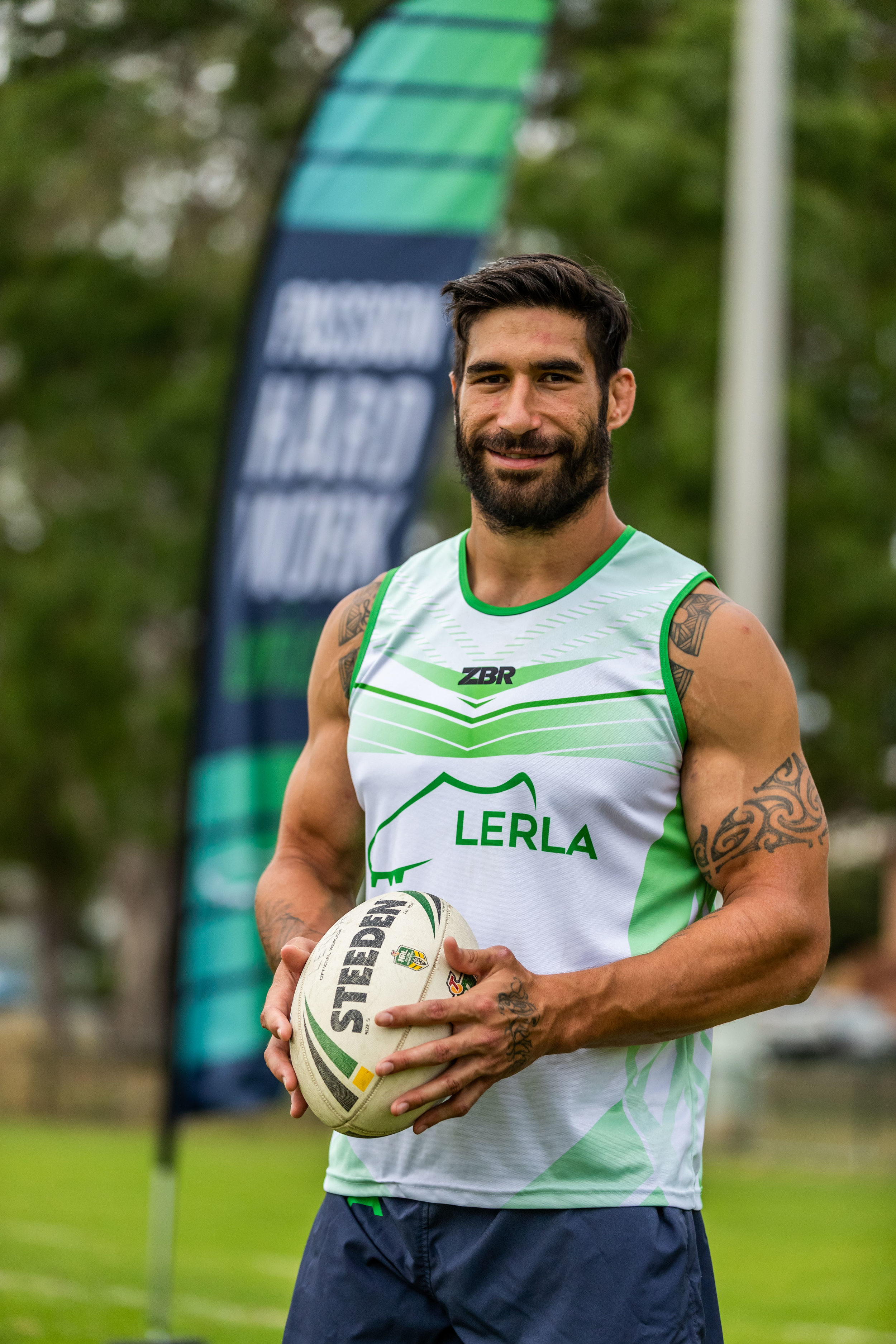 James Tamou- Contact, Wrestling and Forwards Coach