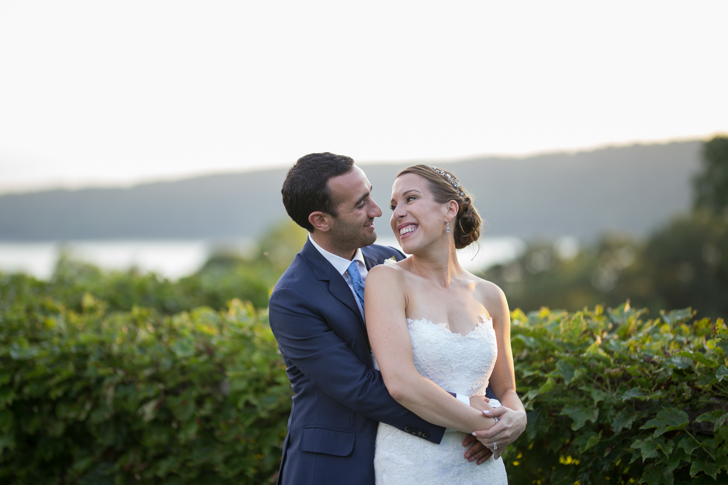 A Bronx, New York Wedding at Wave Hill in Riverdale