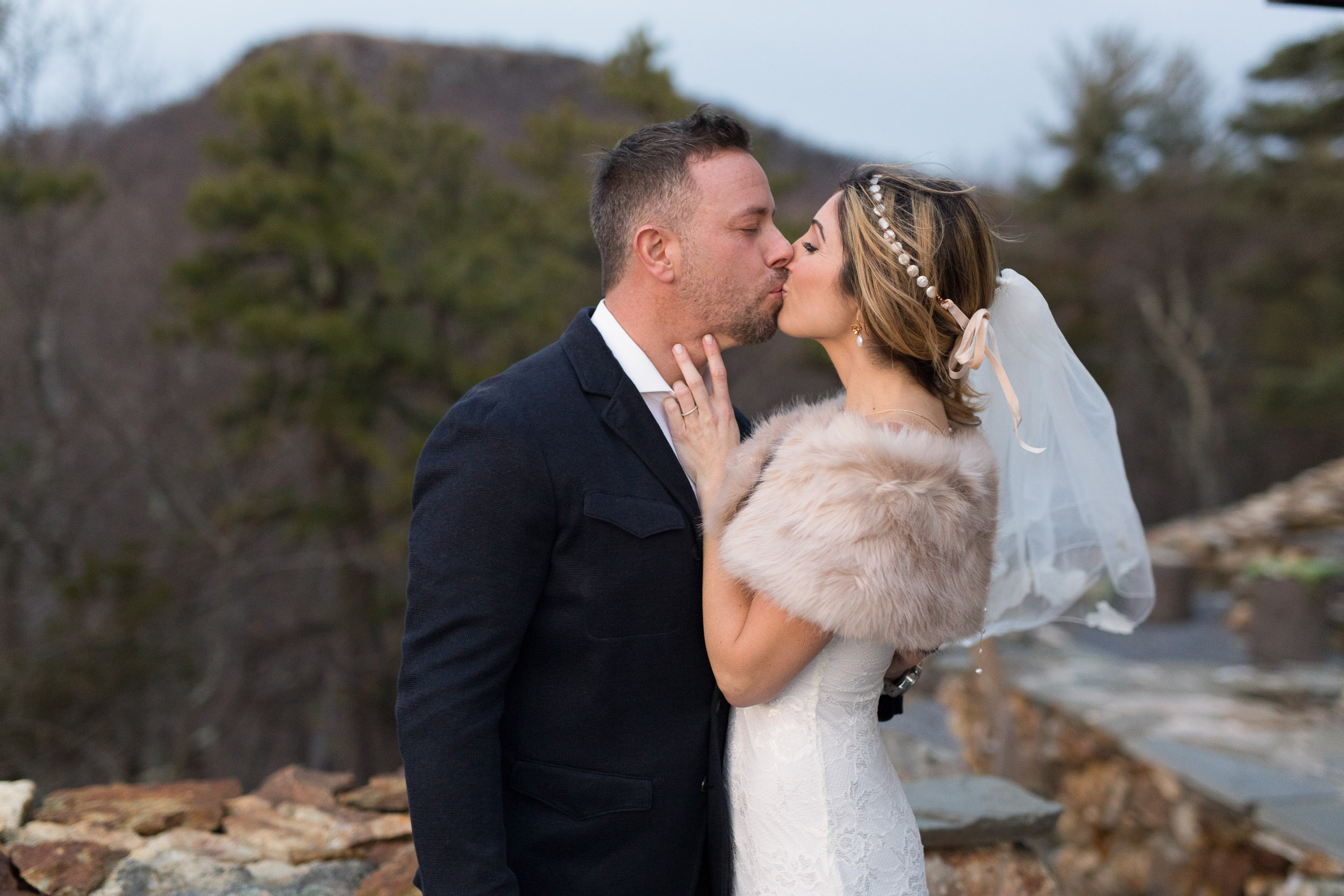 A New Year's Eve Wedding in Chester New York