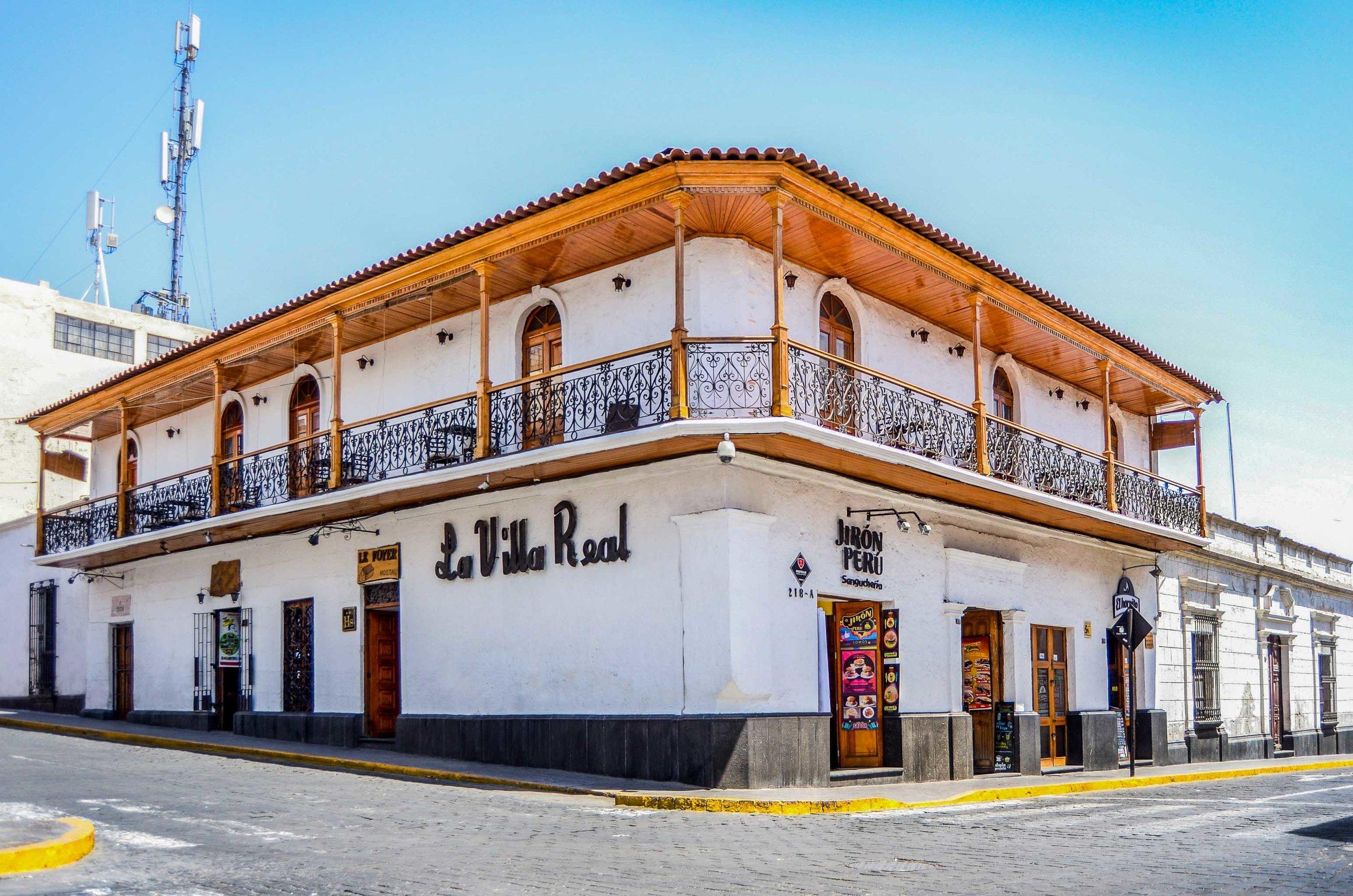 Bienvenidos a   Le Foyer Hostel   Arequipa   Reserva con Nosotros