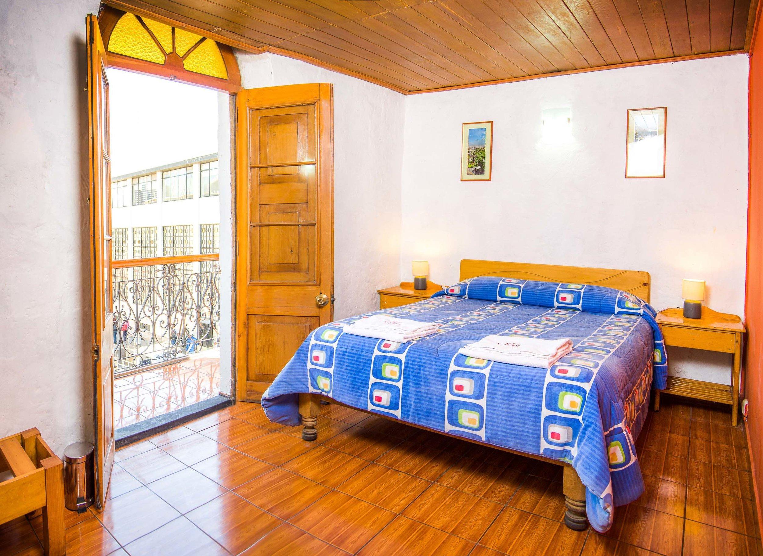 Double room with Balcony -