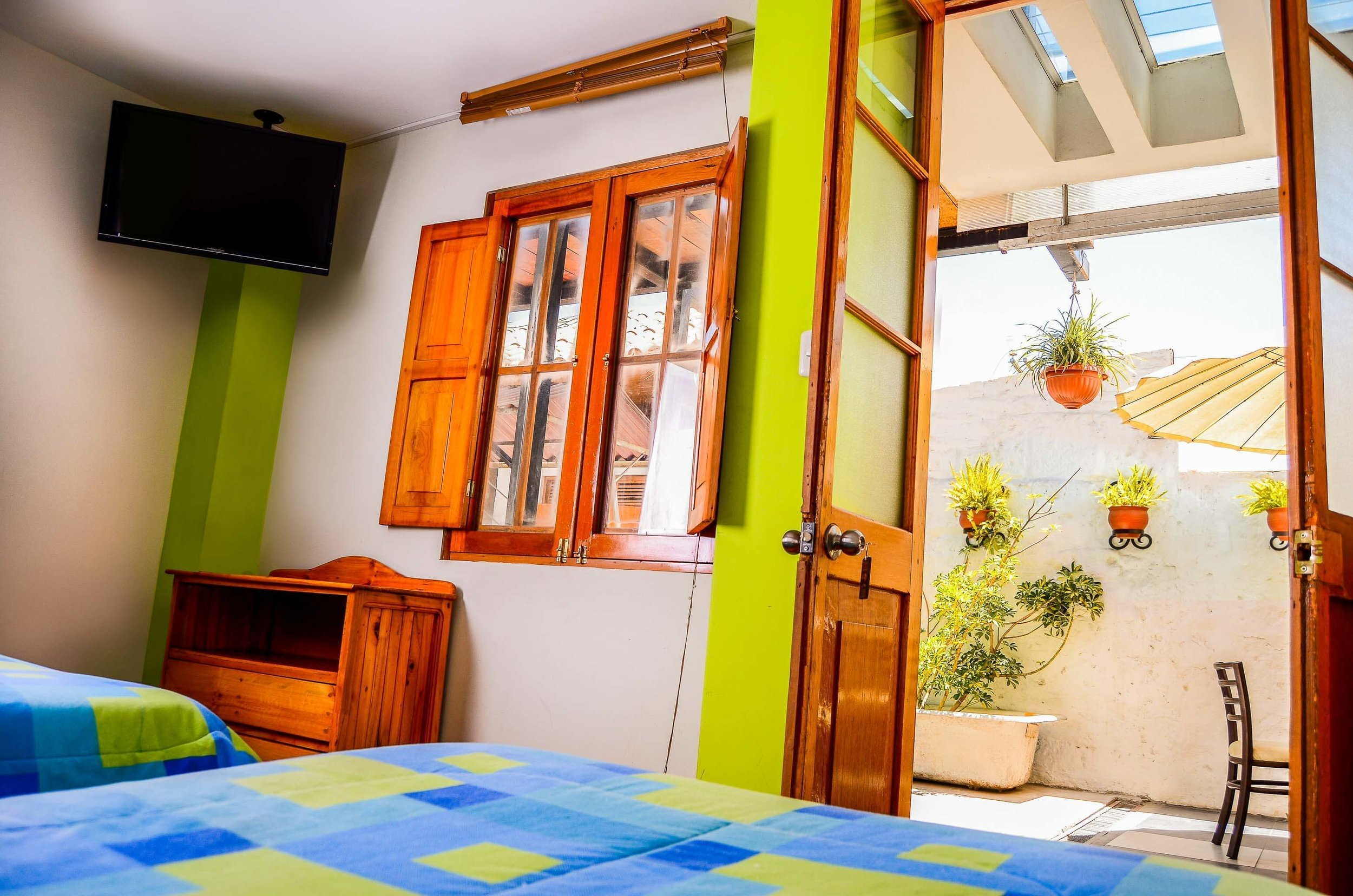 Twin Room   at Le Foyer Hostel   Book With Us