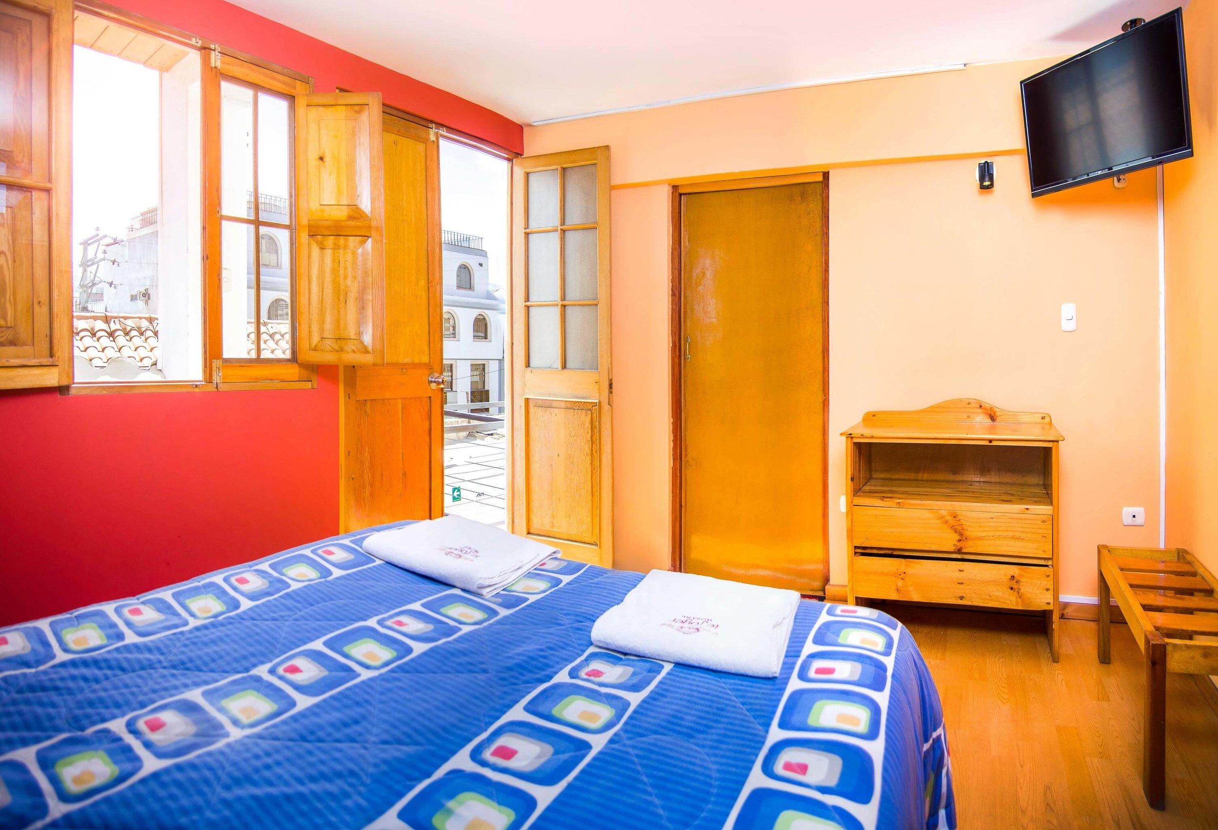 Habitación Matrimonial   en Le Foyer Hostel   Reserva con Nosotros