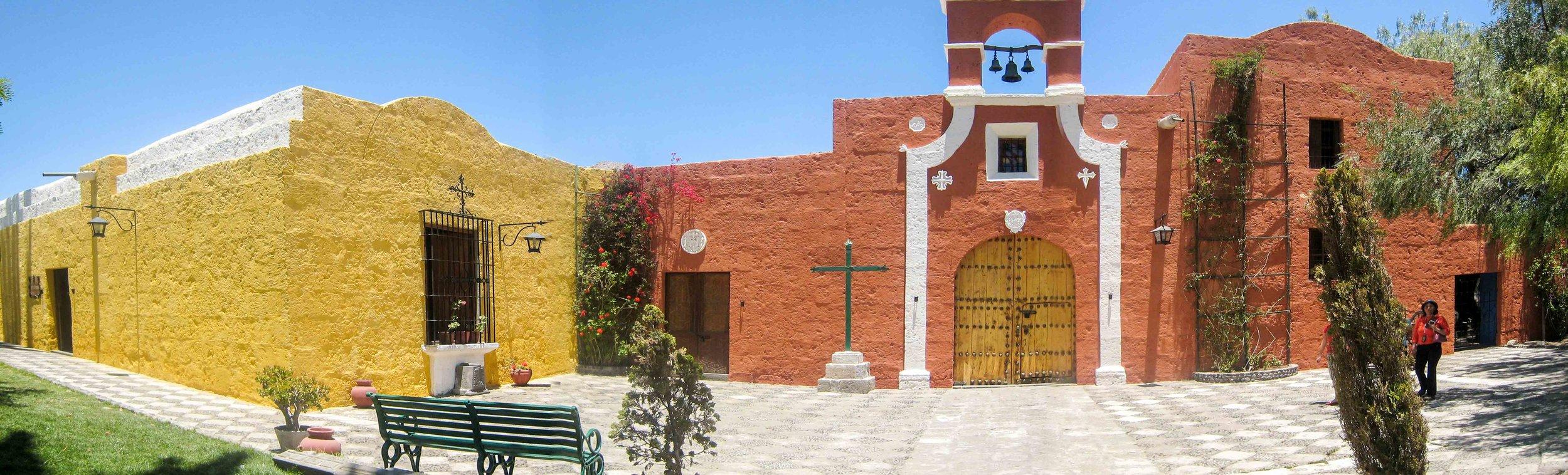 City y Campiña Tour  en Arequipa