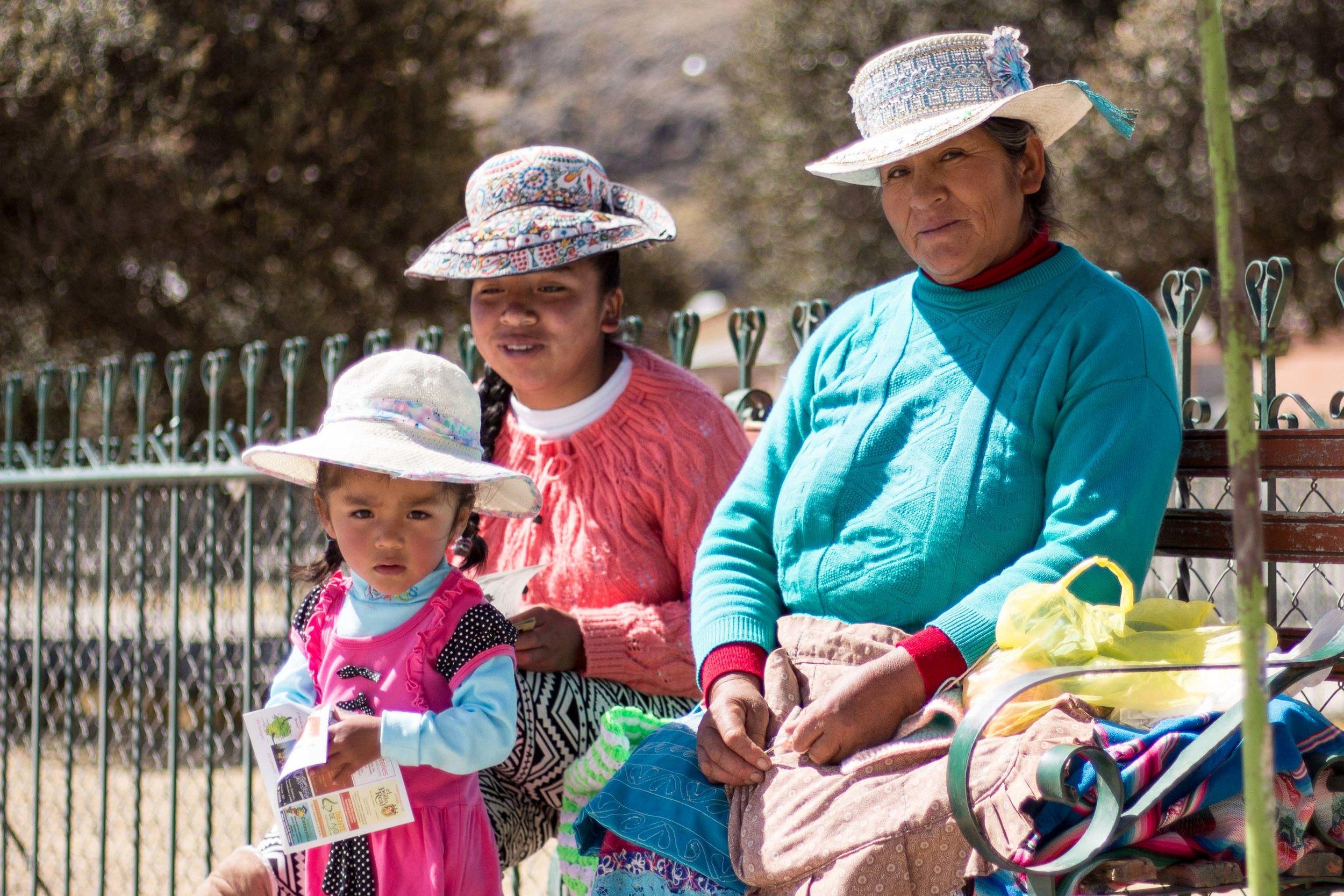 Full Day Tour  al Cañón del Colca