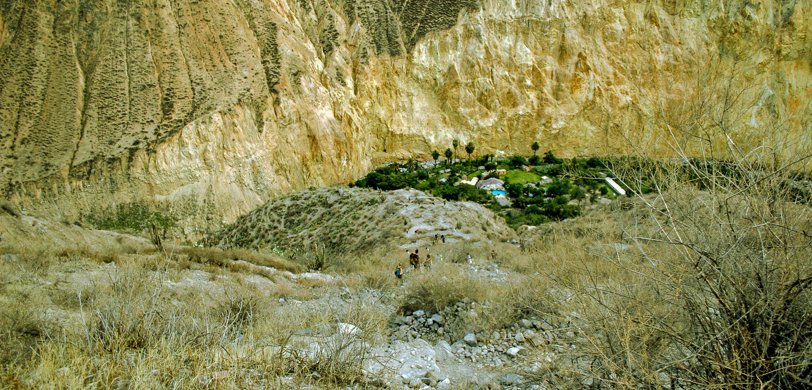 Colca Canyon Arequipa   2 Days Trek