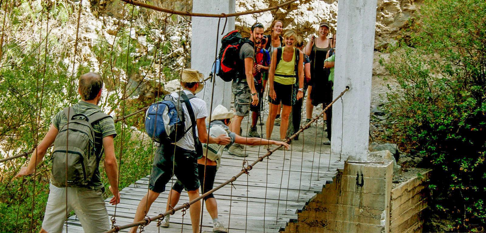 Colca Canyon Arequipa   2 Days Trekking