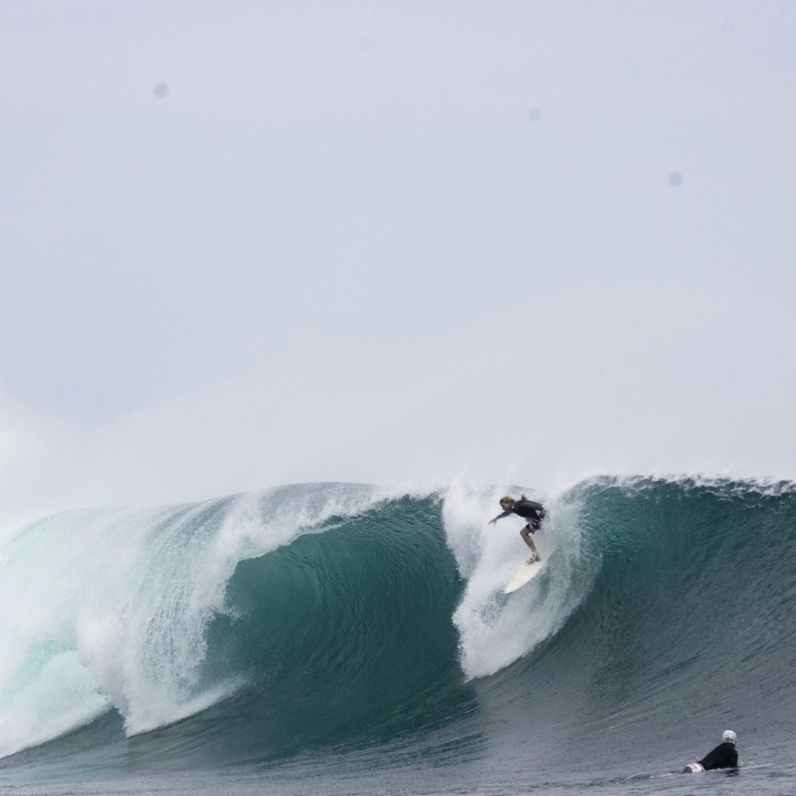 Surfing Across Borders   Escapism