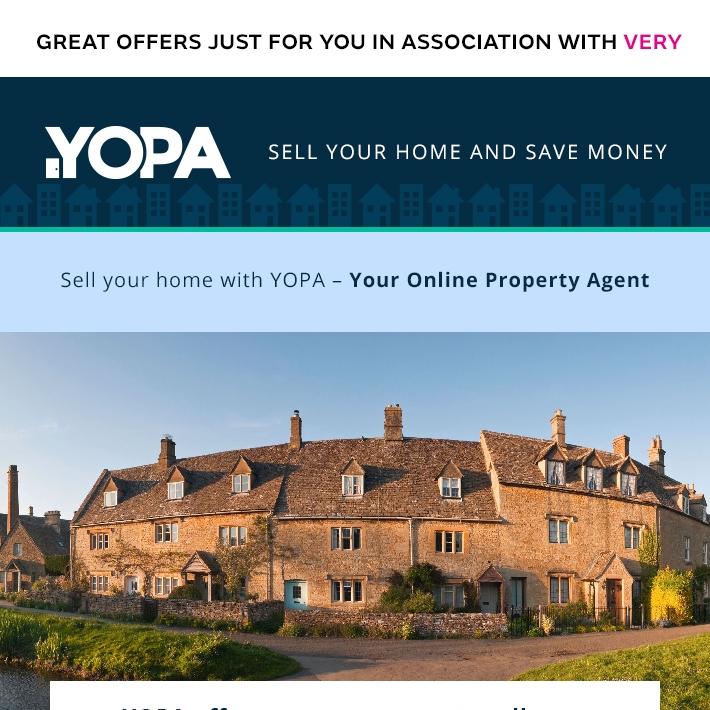 YOPA mailout