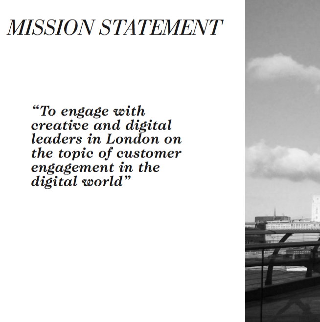 TrendSafari mission statement