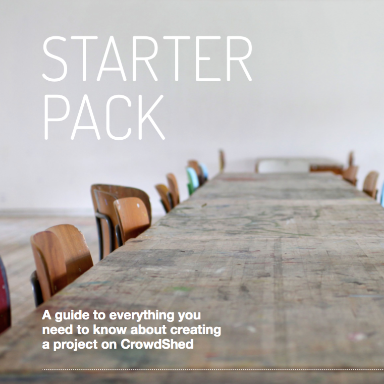 Crowdfunding guide part one