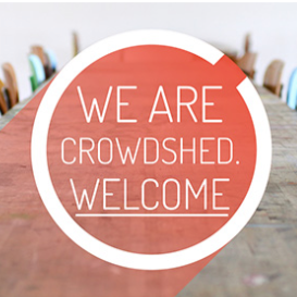 CrowdShed launch press release