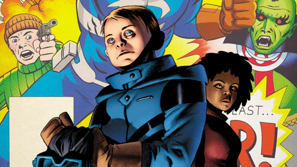 Meet the world's first comic book hero with Down Syndrome