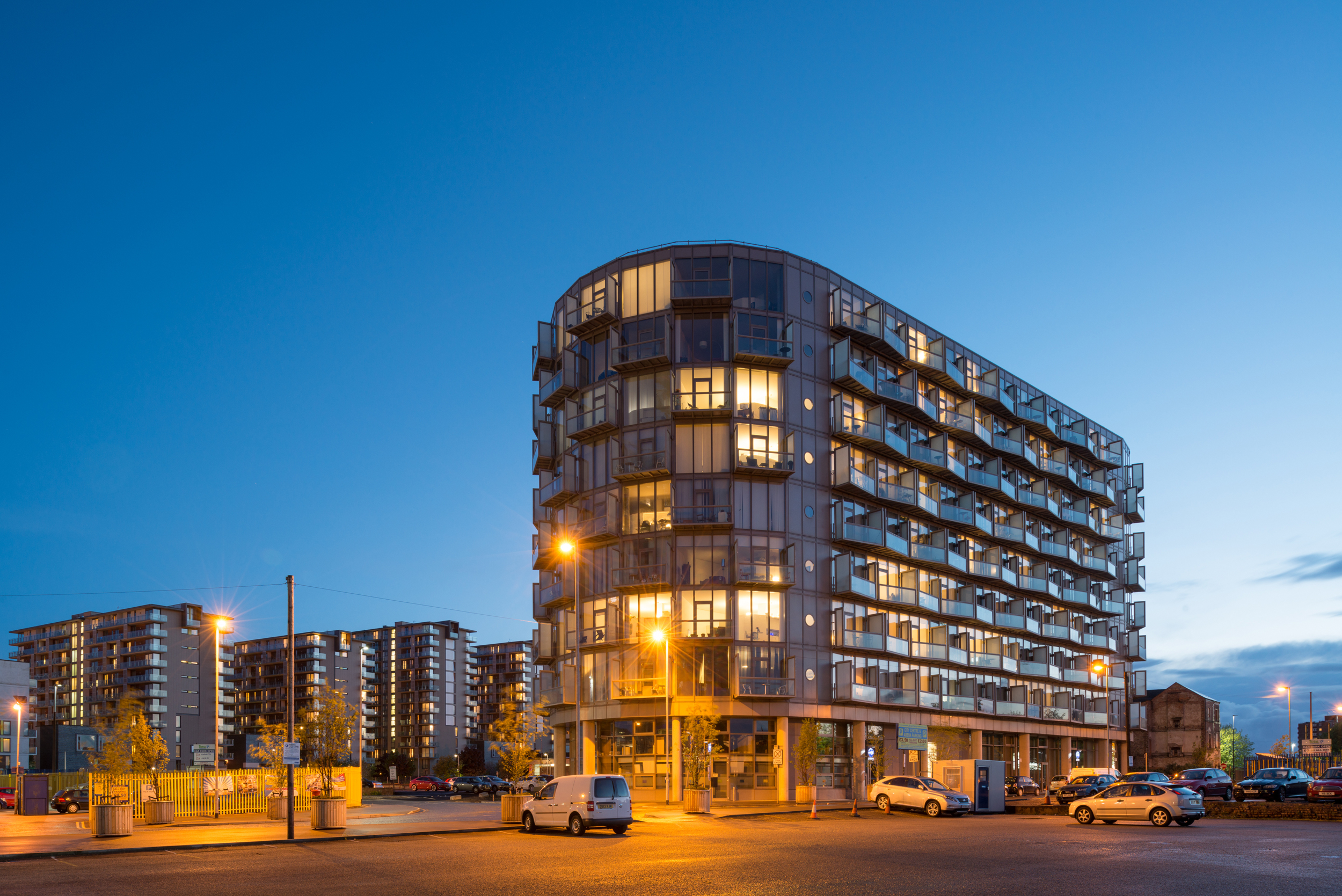 Greengage Apartments - Manchester