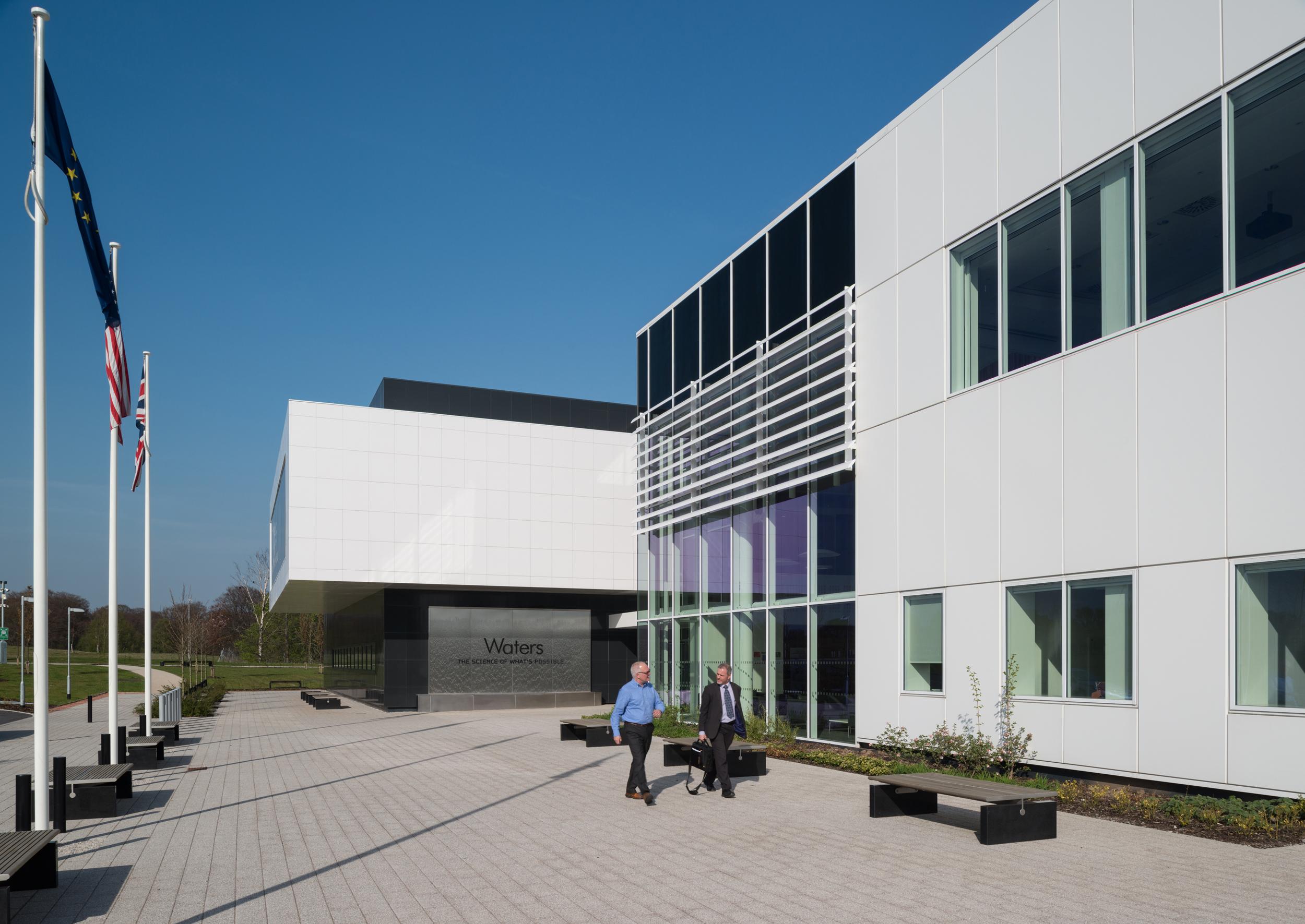 Waters Mass Spectrometry HQ