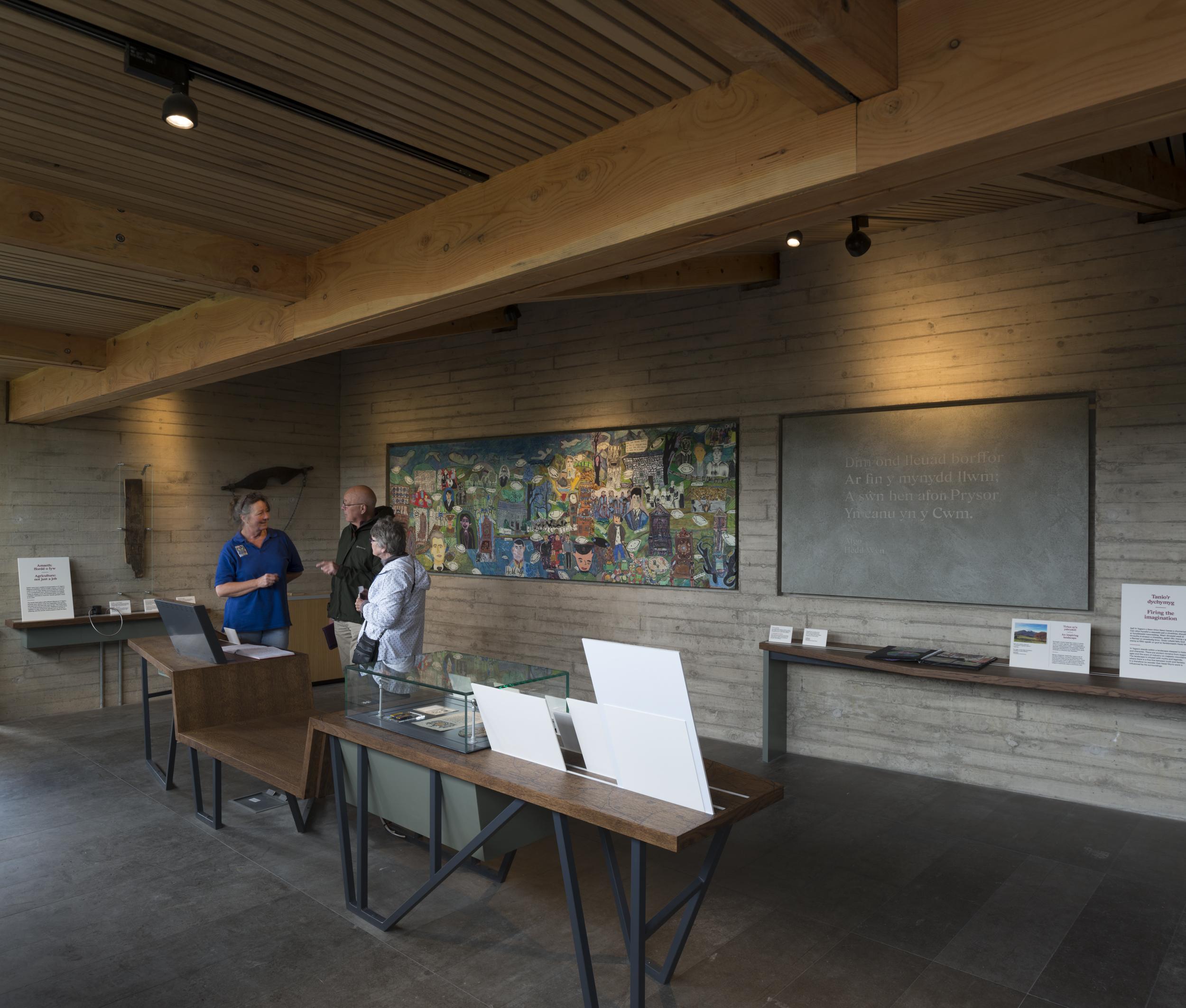 Beudy Llwyd-Visitor Centre