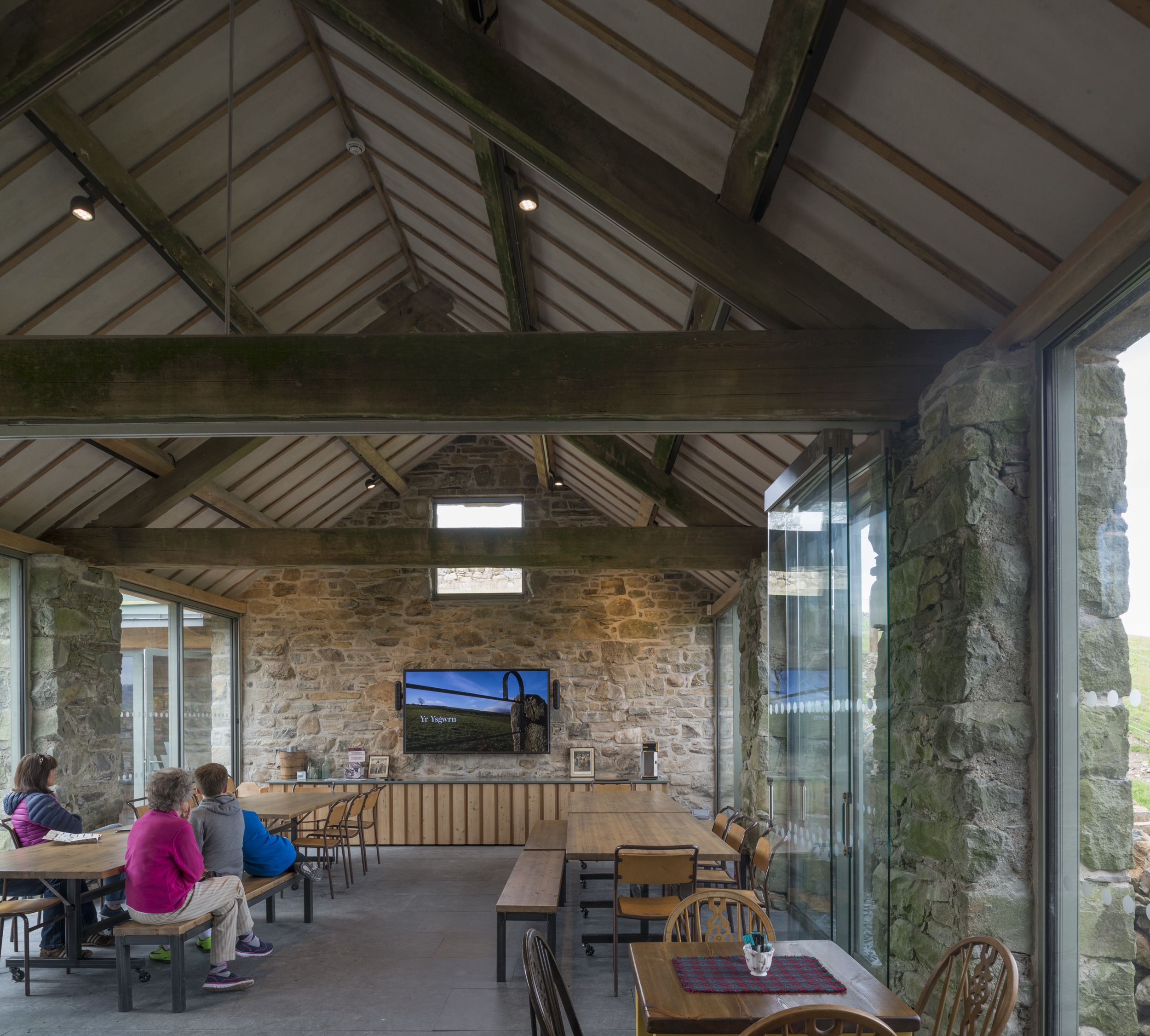 Beudy Llwyd Visitor Centre - Tea Room