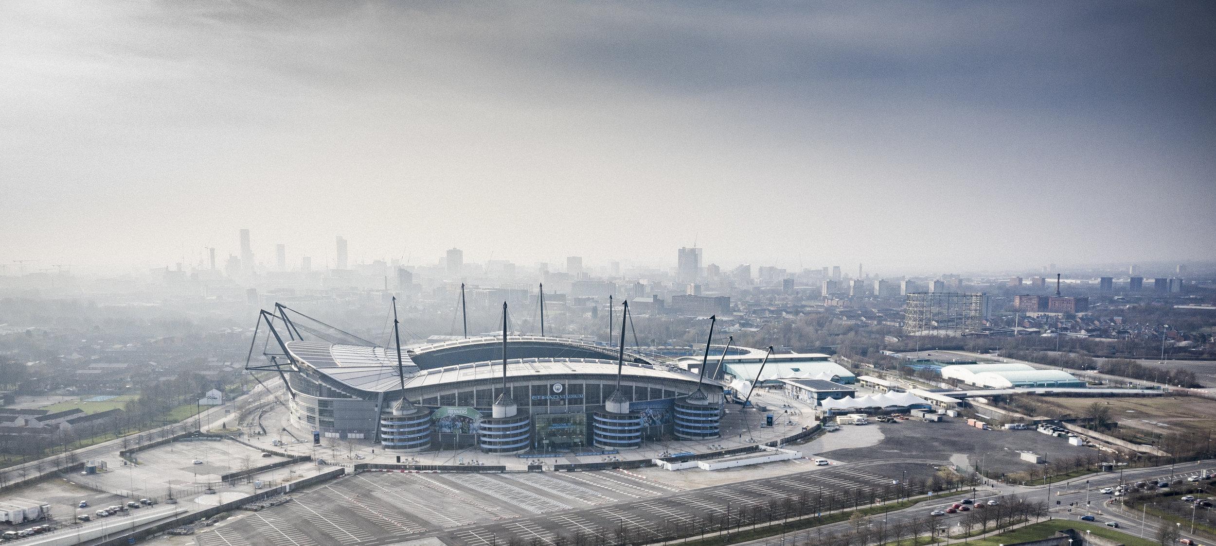 Emirates Stadium, Manchester