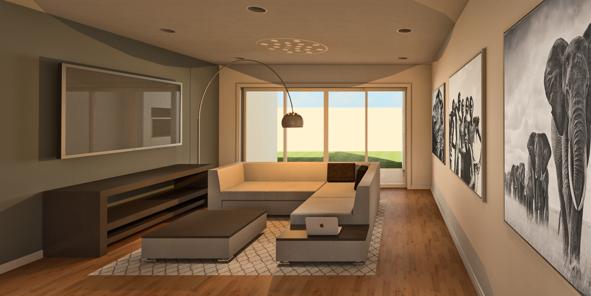 Type B (3 Bedrooms) - Click To View