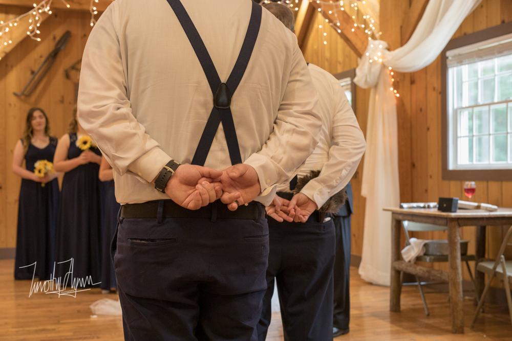 Brianna & Tyler White Wedding