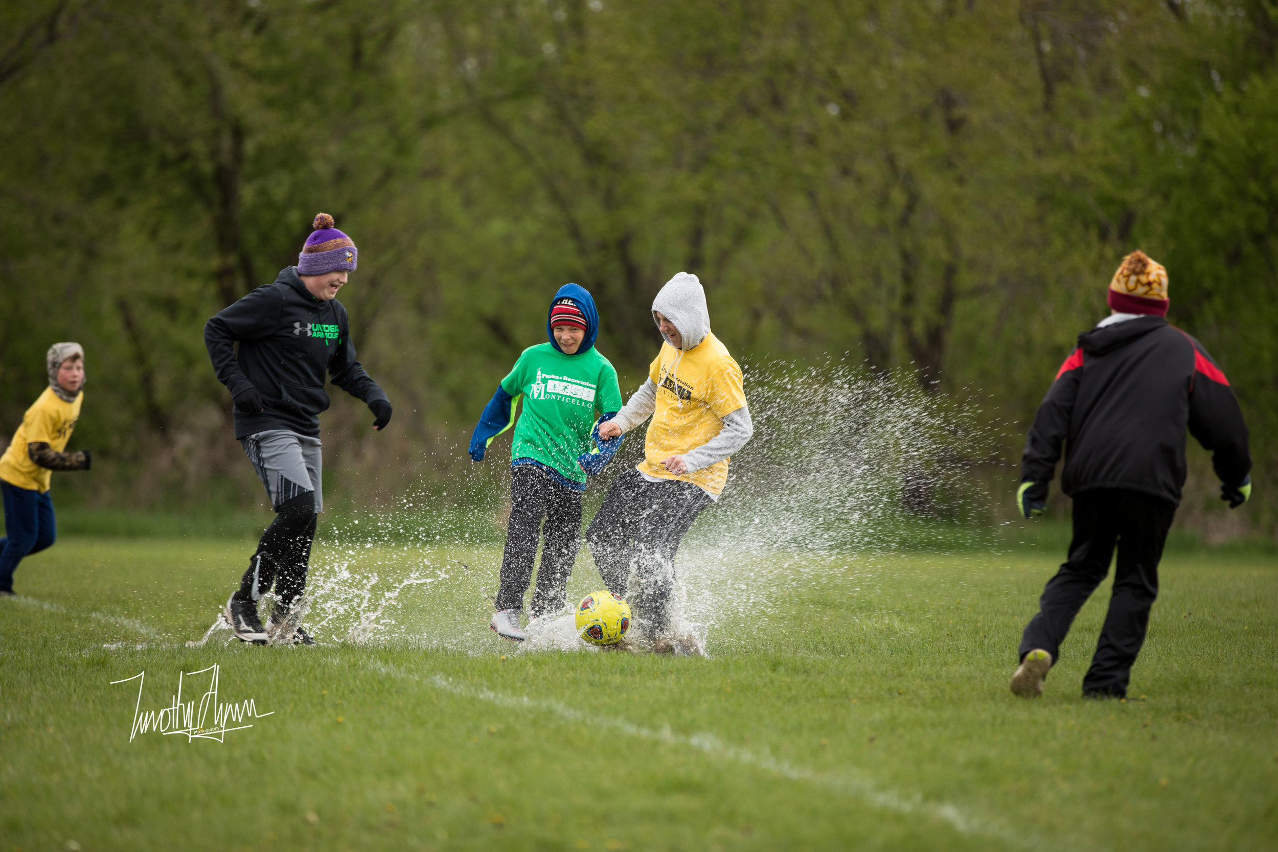 Stella Mud Soccer