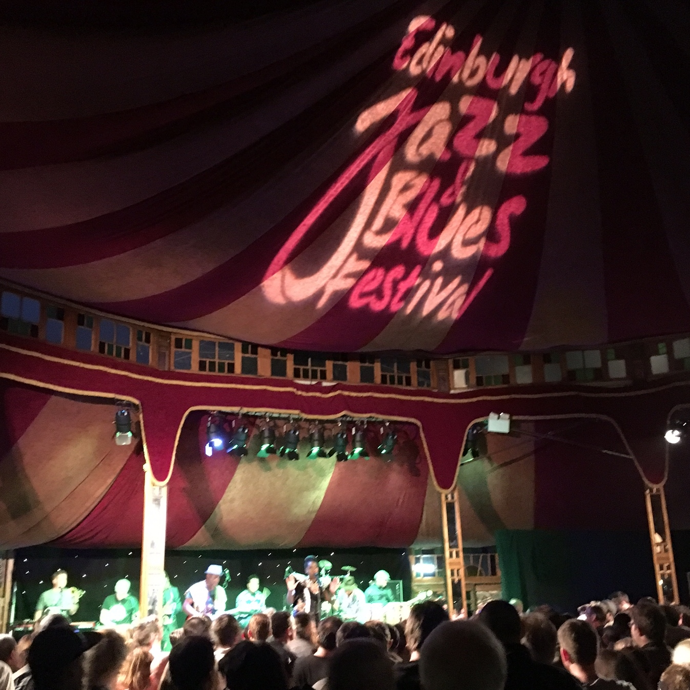 Ibibio Sound Machine Edinburgh Jazz Festival