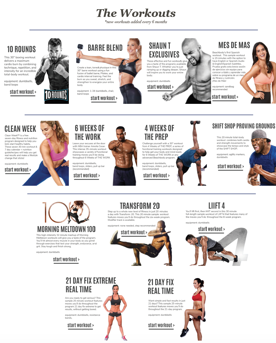What You Need To Know To Try Out Shift Shop Workouts For Free Girl Squad Fit