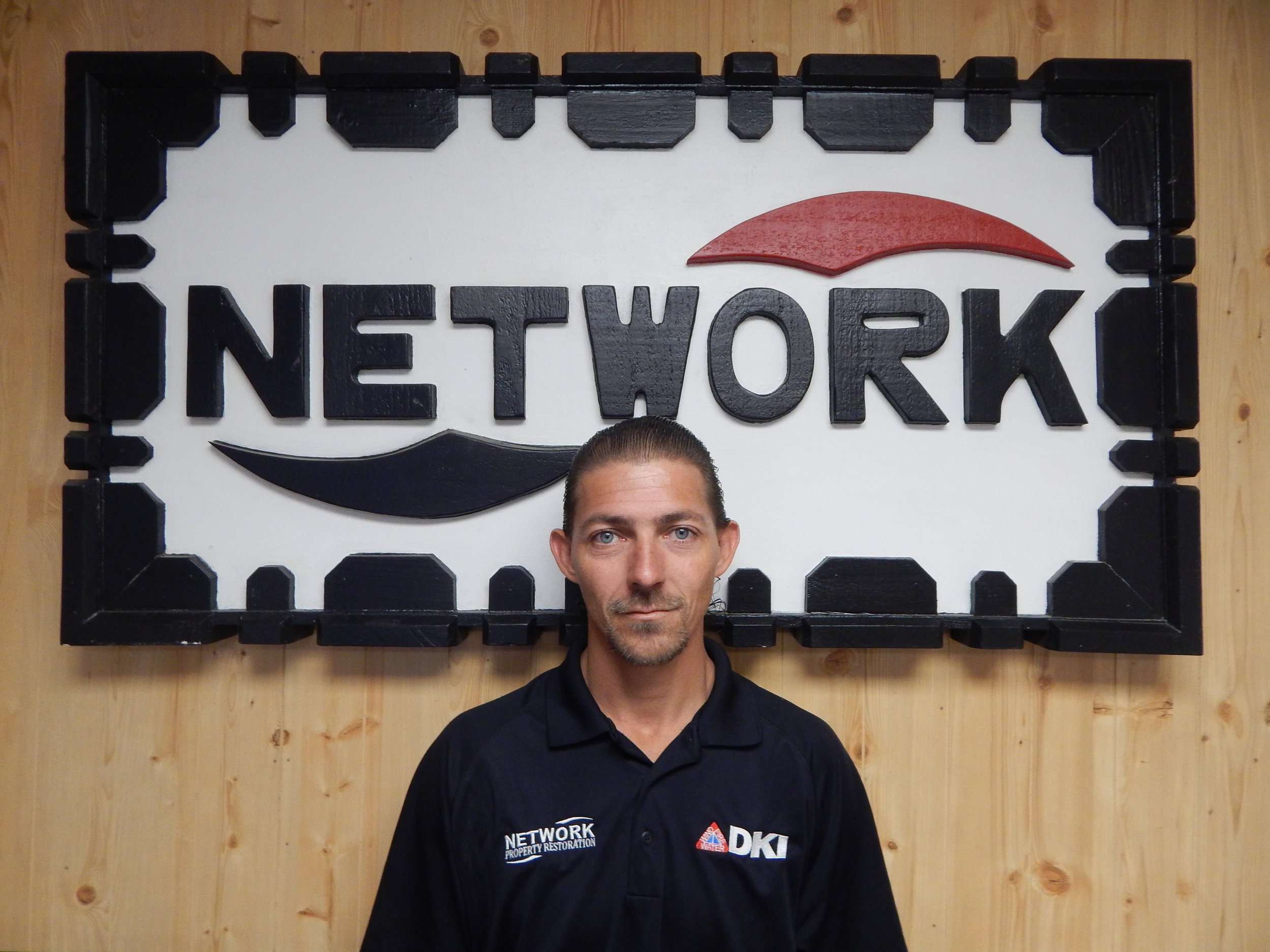 """I enjoy my job at Network Restoration, LLC DKI"""