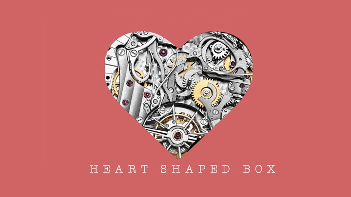 Heart Shaped Box - A short series about the importance of living from the heart.