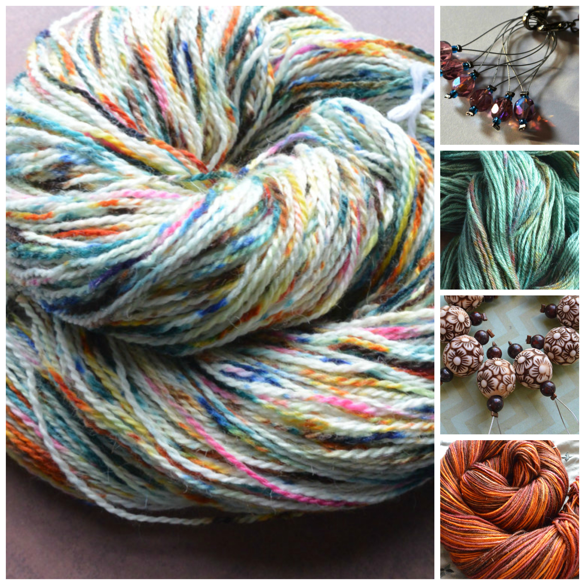 High Strung Spectra - Knitters, crochet-ers, yarn enthusiasts, and fiber artists- rejoice!  Leah's store is open for business! She also takes a limited number of custom orders each month, so scuttle!