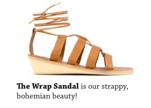 Custom Wrap Sandals - AVAILABLE IN SIZES 5-11.BASE PRICE STARTING AT $79.99